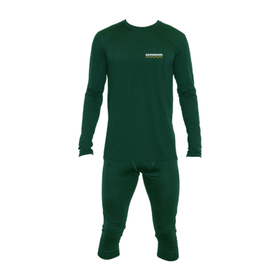 Marvellous Merino Set Men - Green - Men
