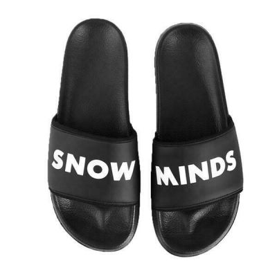 Free Willy Slippers - Black - Unisex