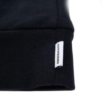 Urban Hoodie (Black) - Black - Unisex