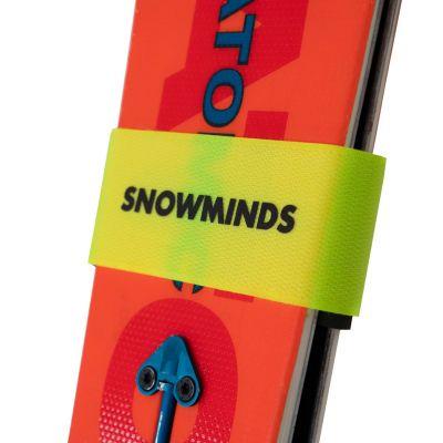 Ski Wraps Unisex - Yellow OneSize