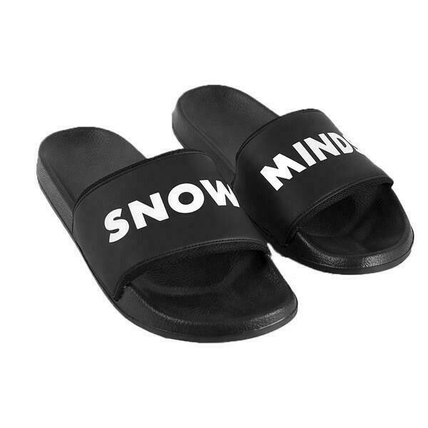 Slippers Snowminds - Black - Unisex