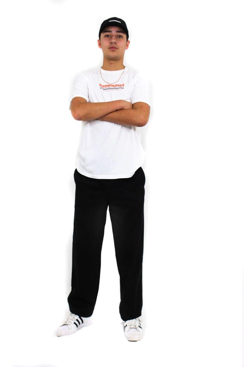Ski t-shirt - Apparel Tee - White - Unisex